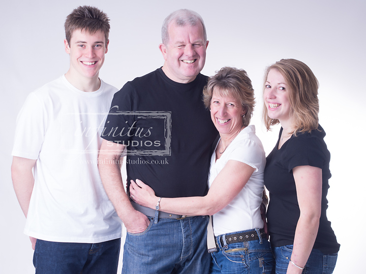 Family Portraits In West Yorkshire
