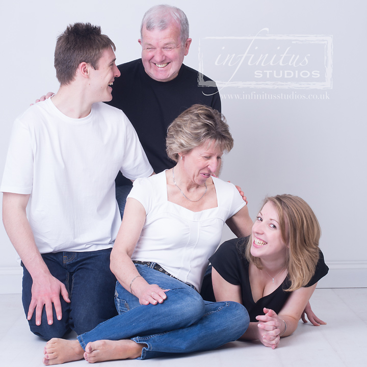 Family Portraits in Huddersfield
